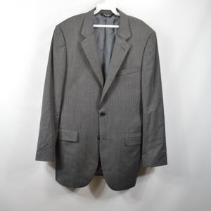 JOS A BANK Mens 42R 2 Button Blazer Sport Coat